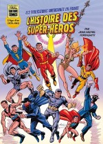Histoire super heros France cover