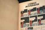 Les premières pages des éditions suivantes (A23, B1, etc.) voient leurs cases raccourcies et le titre modifié.