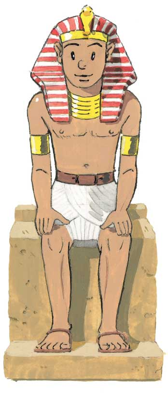 Papyrus pharaon