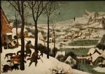 Les Chasseurs dans la neige  (1565)