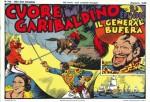 « Cuore garibaldino » adapté, ensuite, en bandes dessinée, vers 1939, par Vittorio Cossio.