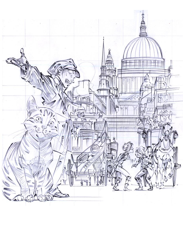 Recherche de couverture pour le tome 2 (2010)