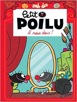 Couverture Petit Poilu A nous deux !
