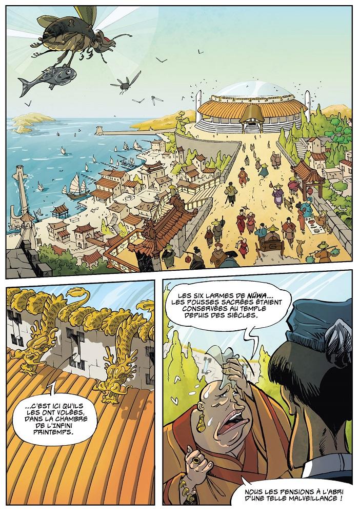 Les Larmes de Nüwa page 1