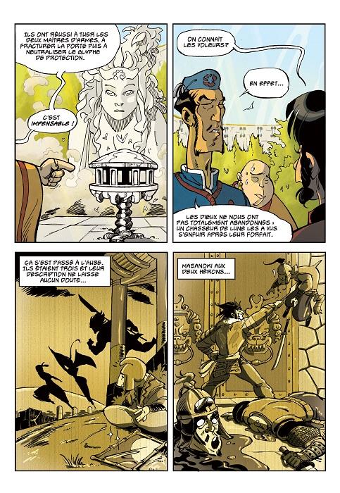 Les Larmes de Nüwa page 2