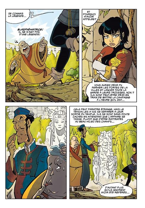 Les Larmes de Nüwa page 4