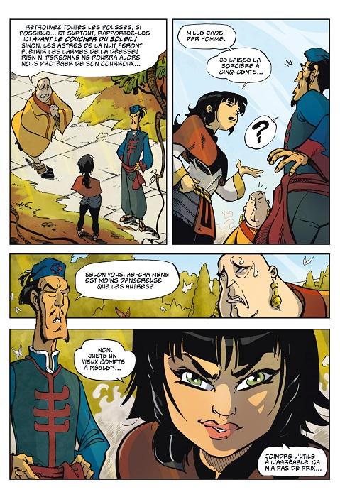 Les Larmes de Nüwa page 6