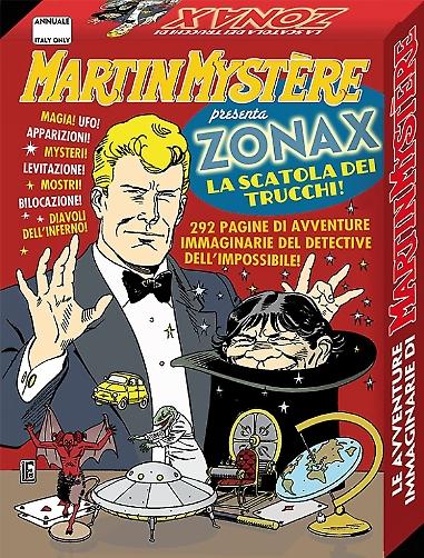 Martin Mystère présenta Zona X