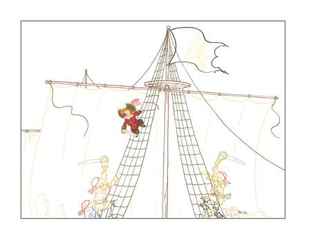 Myrmidon sur l'île des Pirates page 24