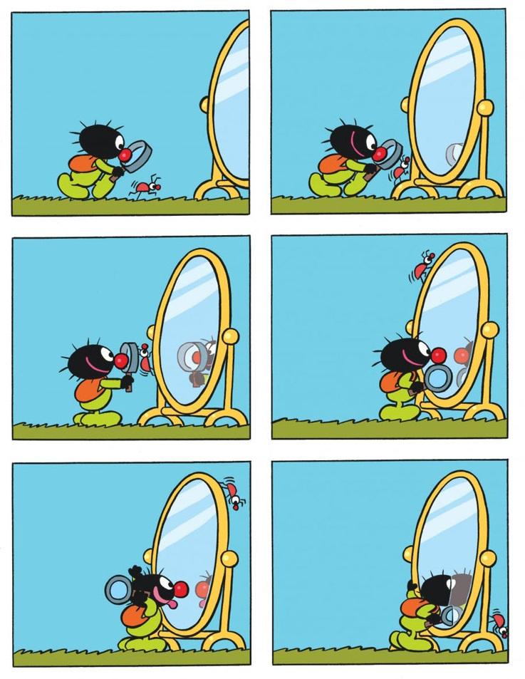 Petit Poilu A nous deux ! page 5