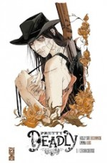 Pretty Deadly 1 cover
