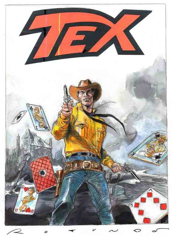 Tex Rotundo