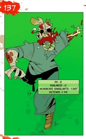 Zombie  C 137