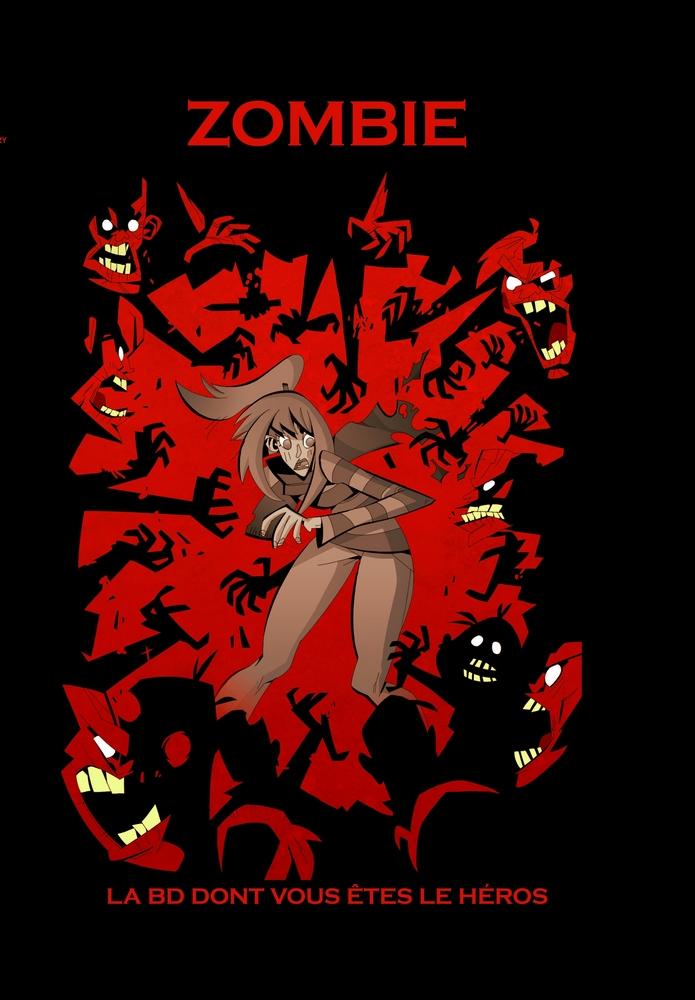 Zombie couverture