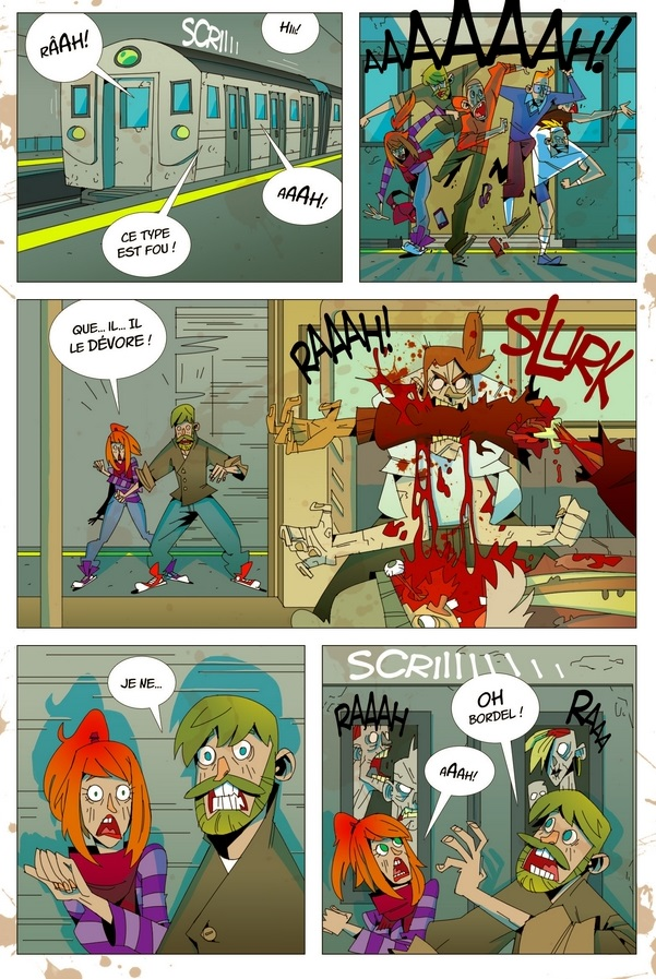 Zombie  page 3
