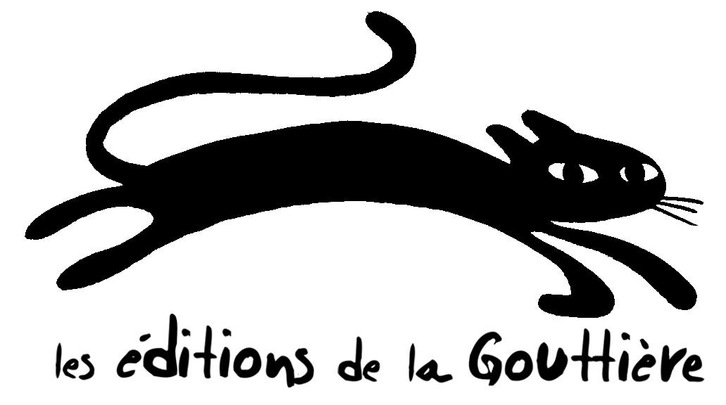 logo les editions de la gouttiere