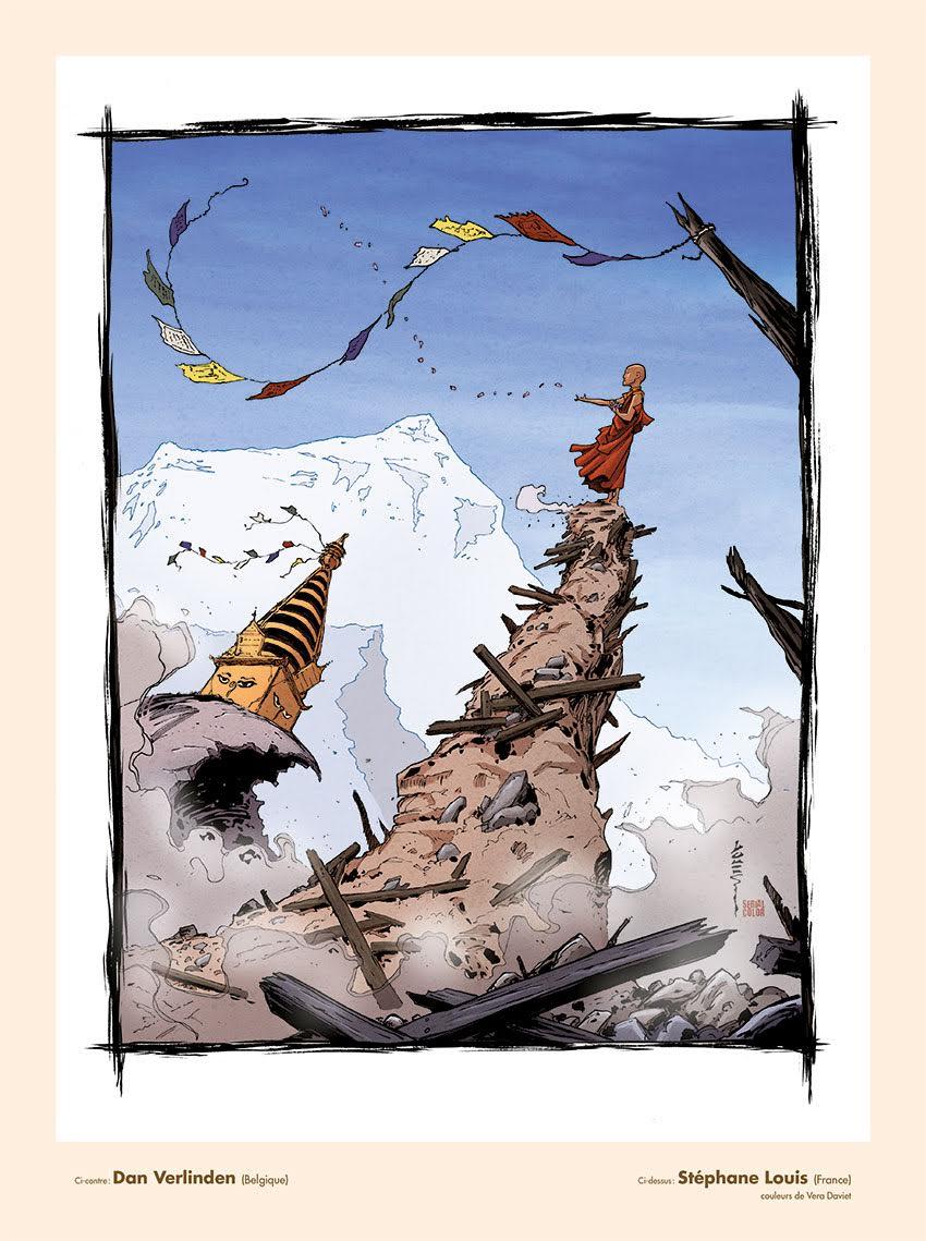 nepal louis