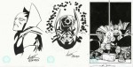 Quelques jolis dessins de Jerry Ordway, Phil Hester et Walter Simonson pour l'opération Wake Up And Draw de Kirby4Heroes 2014.