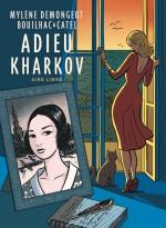 Adieu Kharkov couv