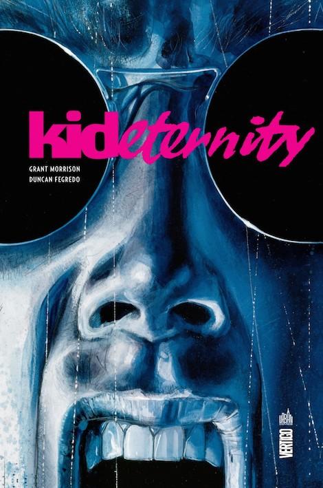 Kid Eternity cover