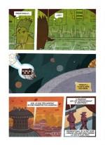 Marc Lataste  projet ancien spartacus page 3