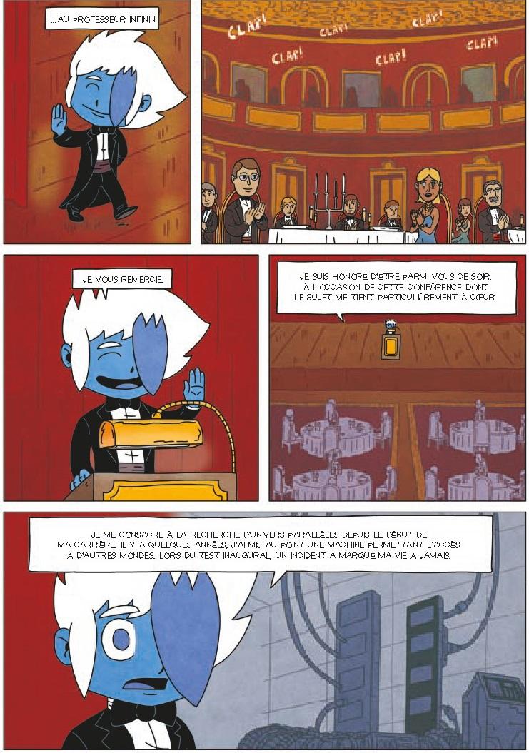 Professeur Infini  page 11