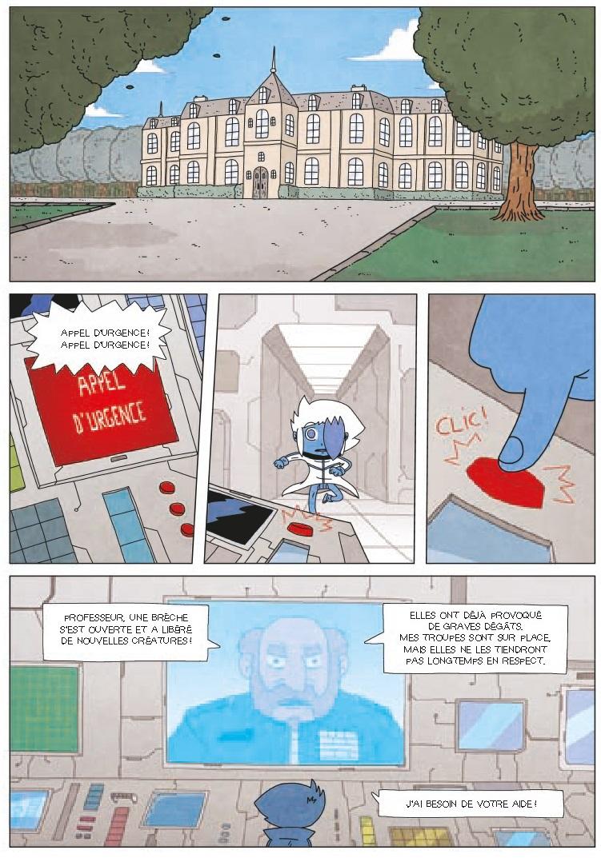 Professeur Infini page 59