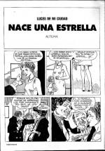 Histoire courte publiée dans le n° 2 de Puertitas extra, en 1990.