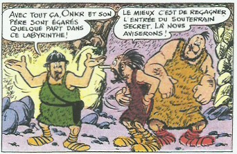« Onkr, l'abominable homme des glaces » tome 10.