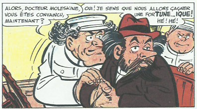 « Onkr, l'abominable homme des glaces » tome 3.