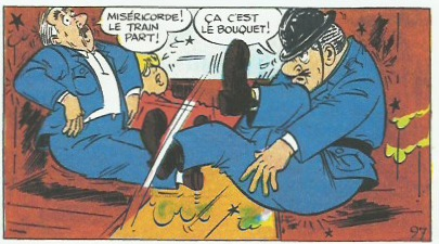 « Onkr, l'abominable homme des glaces » tome 2.