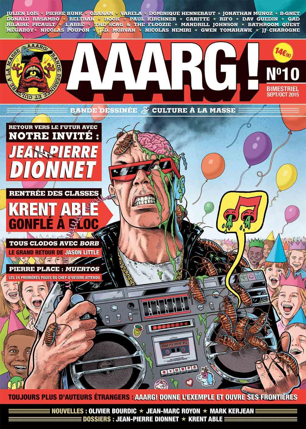 Aaarg ! n° 10