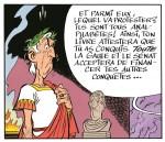 La Guerre contre César (2015 - Editions Albert René ©)