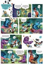 Alice au pays des singes page 38