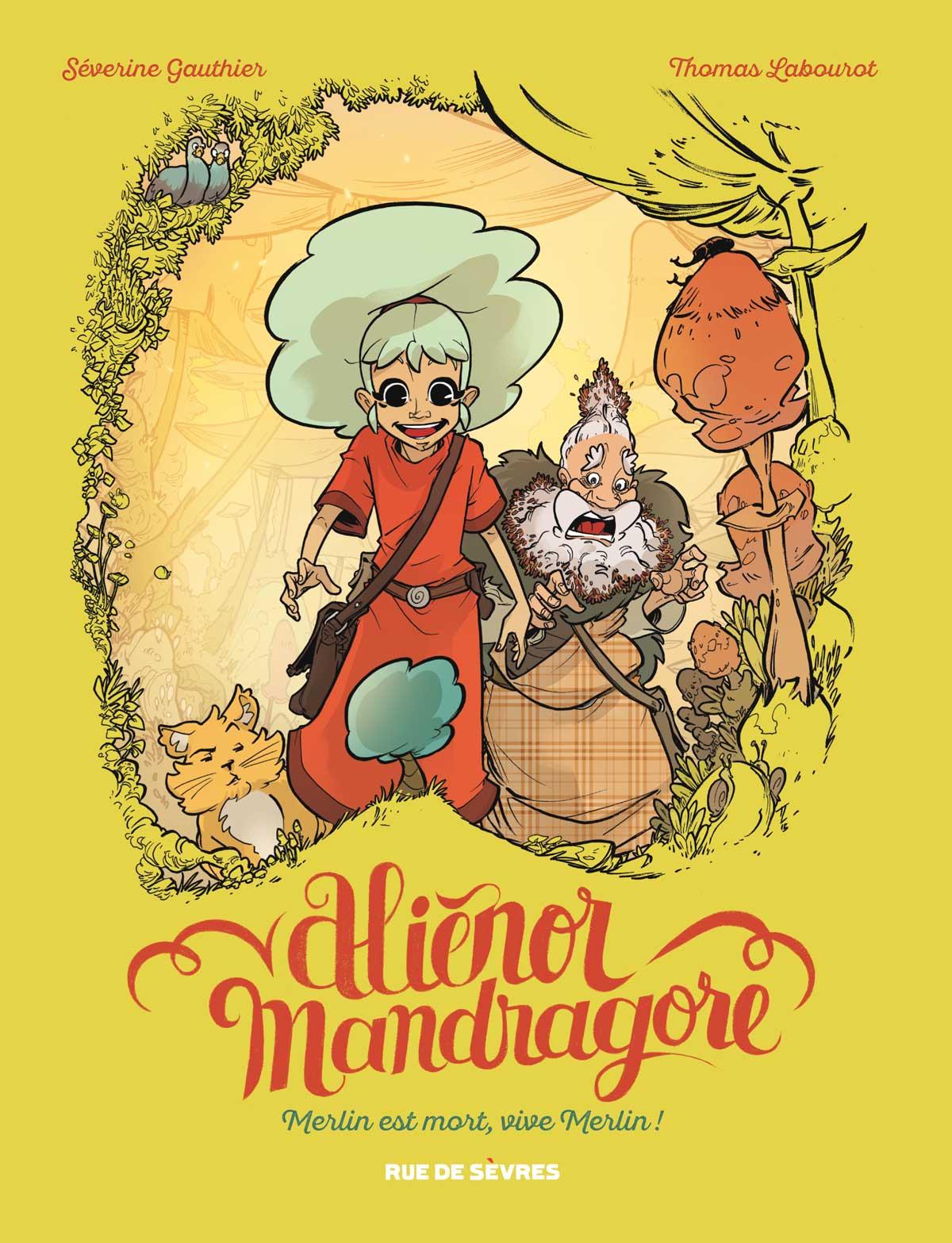 Alienor Mandragore couverture