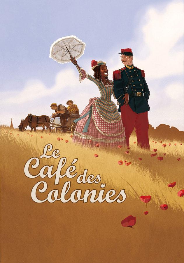 L'exotisme du Café des colonies (Petit à Petit - 2010)