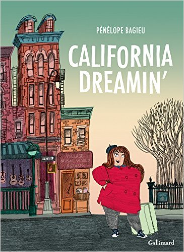 California Dreamin' couv