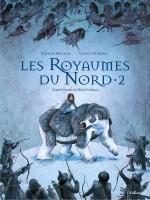 Couverture Les Royaumes du Nord tome 2
