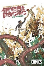 Great Pacific 1 cover