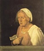 La vieille de Giorgione