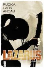 Lazarus 2 cover