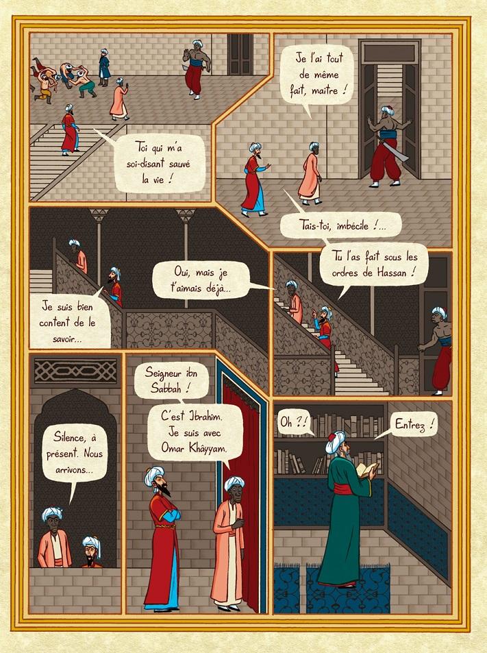 Le Sourire des marionnettes page 69