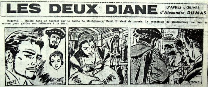 Les Deux Diane