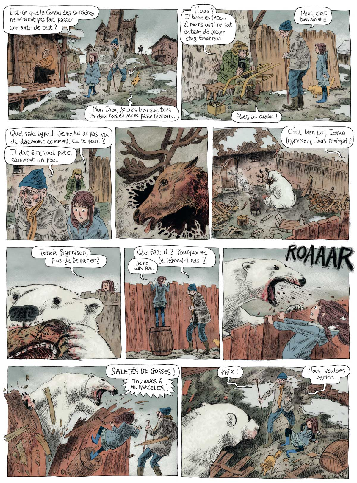 Les Royaumes du Nord tome 2 page 10