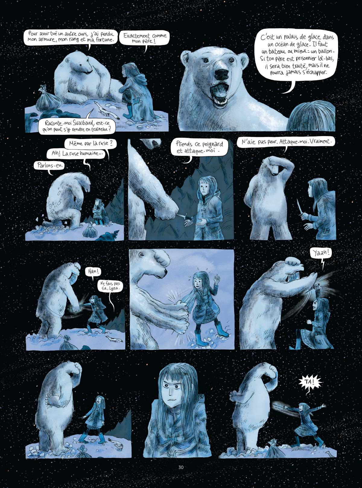 Les Royaumes du Nord tome 2 page 30