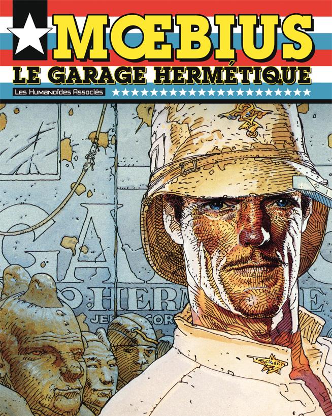 Moebius Le Garage hermétique