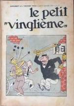 Petit vingtième 1934