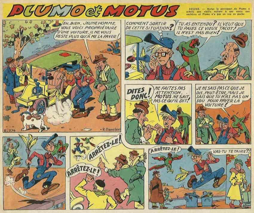 Plumo et Motus