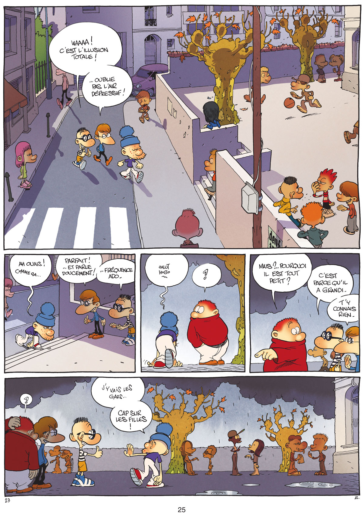 Titeuf tome 14 page 25
