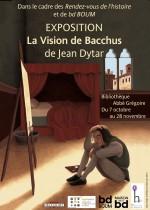 Affiche RDV de l'Histoire expo Vision de Bacchus Jean Dytar